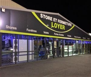 facebook store et fermeture loyer